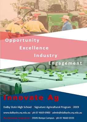 Certificate III in Agriculture now available